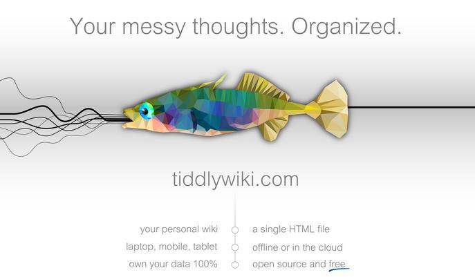 Poster TiddlyWiki (en)