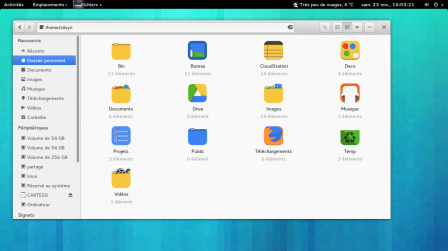 fedora30-gnome3.10-fichiers.png